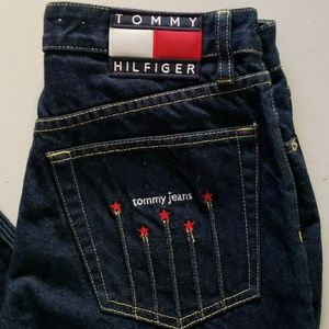 🎄🎁Tommy Hilfiger high rise jeans NWT sz 9